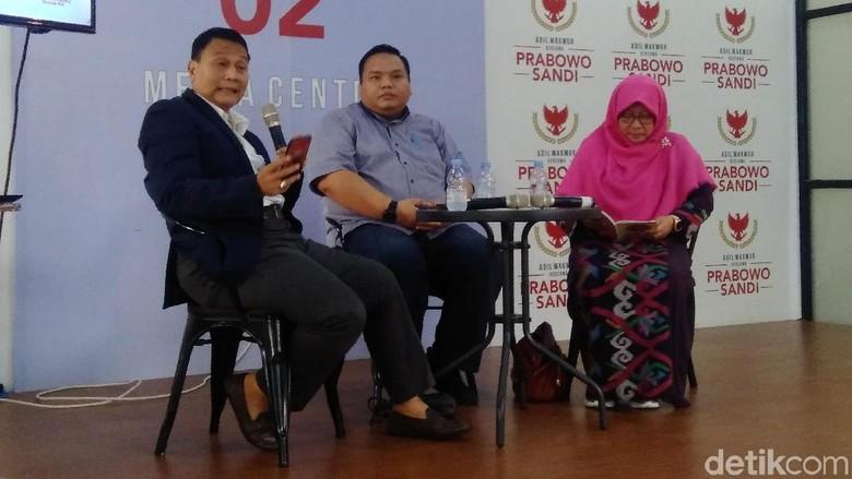 BPN Prabowo: Tax Amnesty Memberikan Edukasi Buruk ke Masyarakat