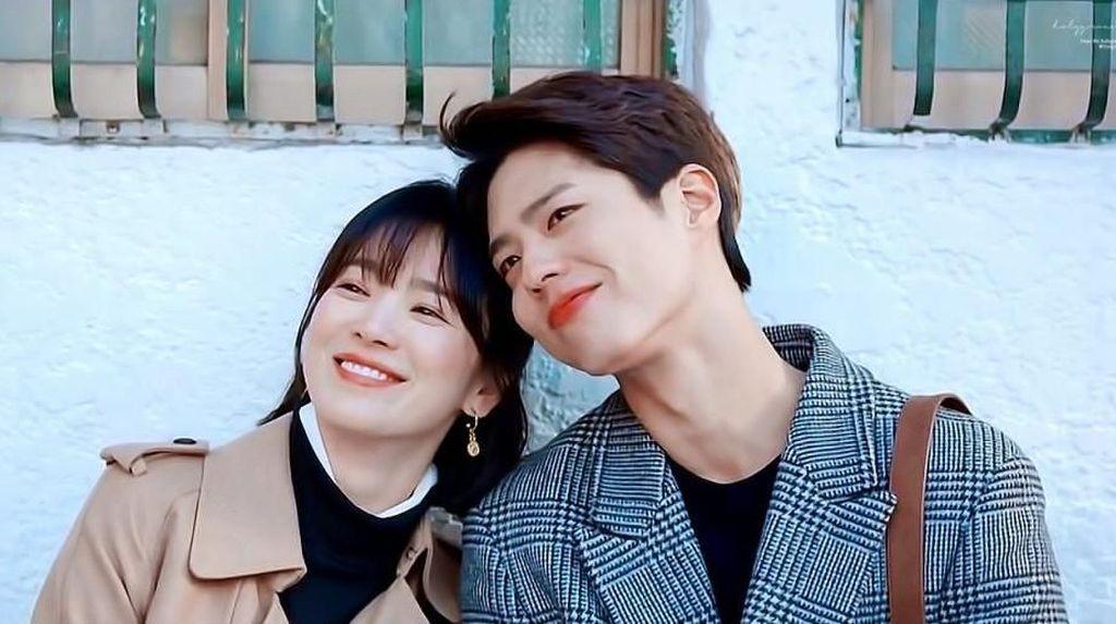 Cium Song Hye Kyo di Encounter, Park Bo Gum Malu Dijuluki Jago Ciuman