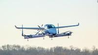 Ajaib, Pesawat Komersil Nanti Bisa Terbang Sendiri