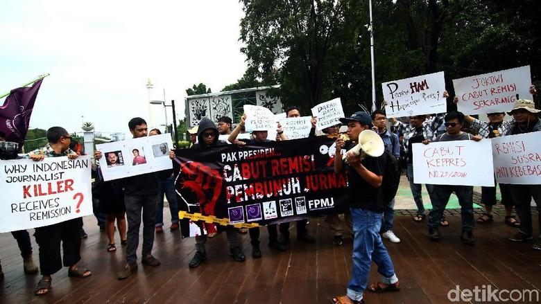 Jurnalis Bali Apresiasi Jokowi Cabut Remisi Pembunuh Wartawan