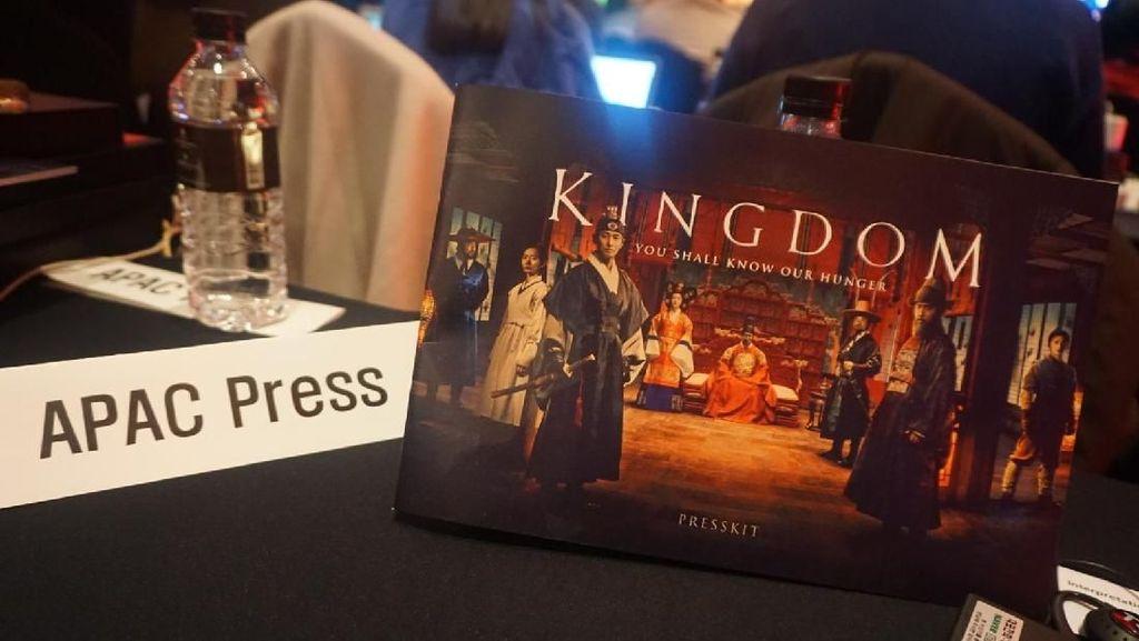 Serial Kingdom Dibuat 2 Season oleh Netflix, Apa yang Spesial?