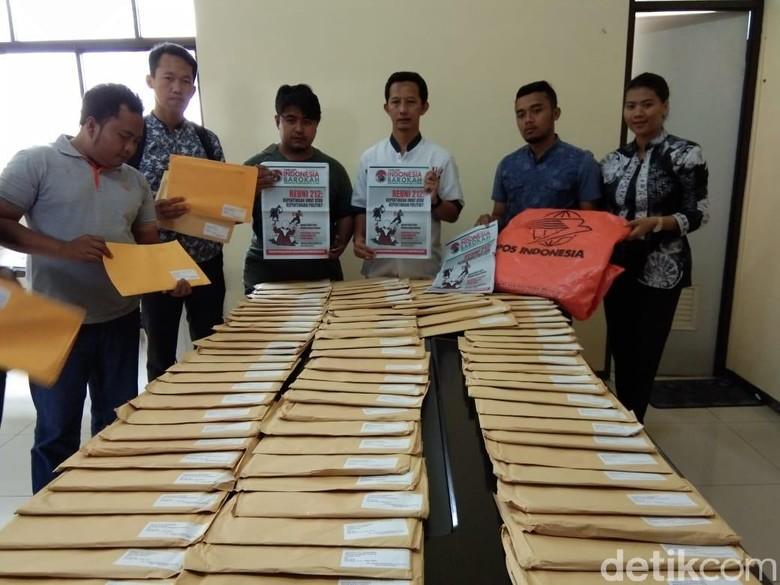 Tertahan di Kantor Pos, Tabloid Indonesia Barokah Diamankan Bawaslu Batu