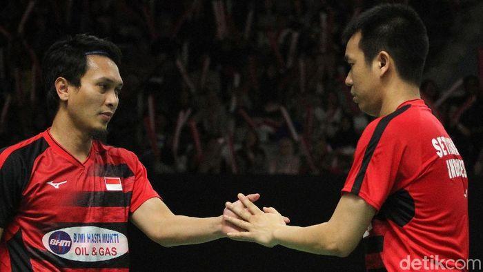 Tim bulutangkis Indonesia akan tampil di Piala Sudirman 2019. (Foto: Rifkianto Nugroho)