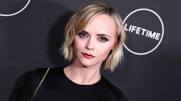 LOS ANGELES, CALIFORNIA - JANUARY 09: Christina Ricci attends the Lifetime Winter Movies Mixer at the Andaz Hotel on January 09, 2019 in Los Angeles, California. (Photo by Rich Fury/Getty Images)