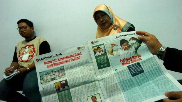 Tabloid Indonesia Barokah Tersebar di 13 Daerah di Jawa Barat