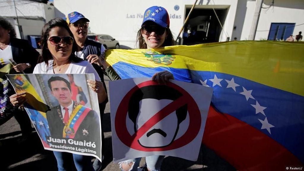 Venezuela Krisis, Ekonomi Masyarakat Kian Menyedihkan