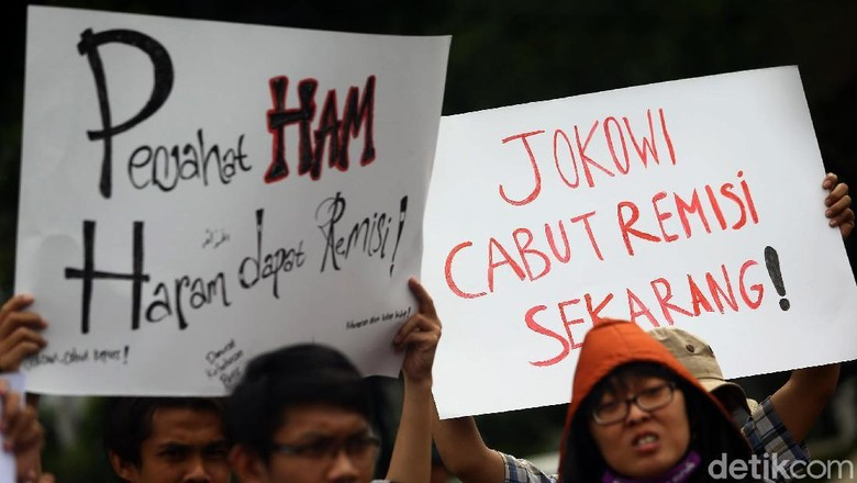 Aksi Solidaritas Jurnalis Tolak Remisi Otak Pembunuh Wartawan