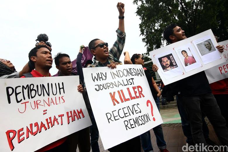 Jurnalis Jabar Nilai Cabut Remisi Pembunuh Wartawan Keputusan Tepat