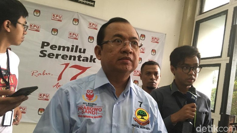 BPN Prabowo soal Protes Prof Australia: Bumbu Kecil yang Nggak Penting