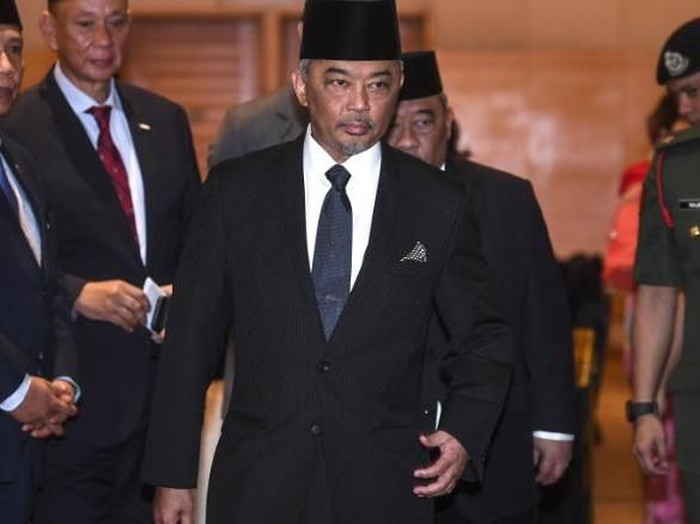 Abdullah Sultan Ahmad Shah