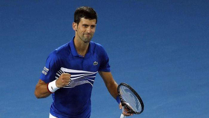 Novak Djokovic akan menghadapi Rafael Nadal di final Australia Terbuka 2019 (Foto: Adnan Abidi/Reuters)