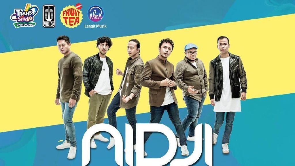 Nidji akan Gelar Konser Terakhir Bersama Giring di Bandung