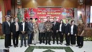 Wali Kota Hendi Puji Toleransi Warga Semarang Selama Perayaan Natal