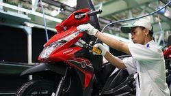 Honda Made In Indonesia Ini Laris di Luar Negeri