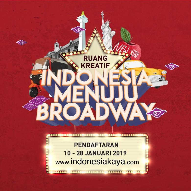 Indonesia Menuju Broadway, Tertarik Ikut Pelatihan ke New York? Foto: Istimewa
