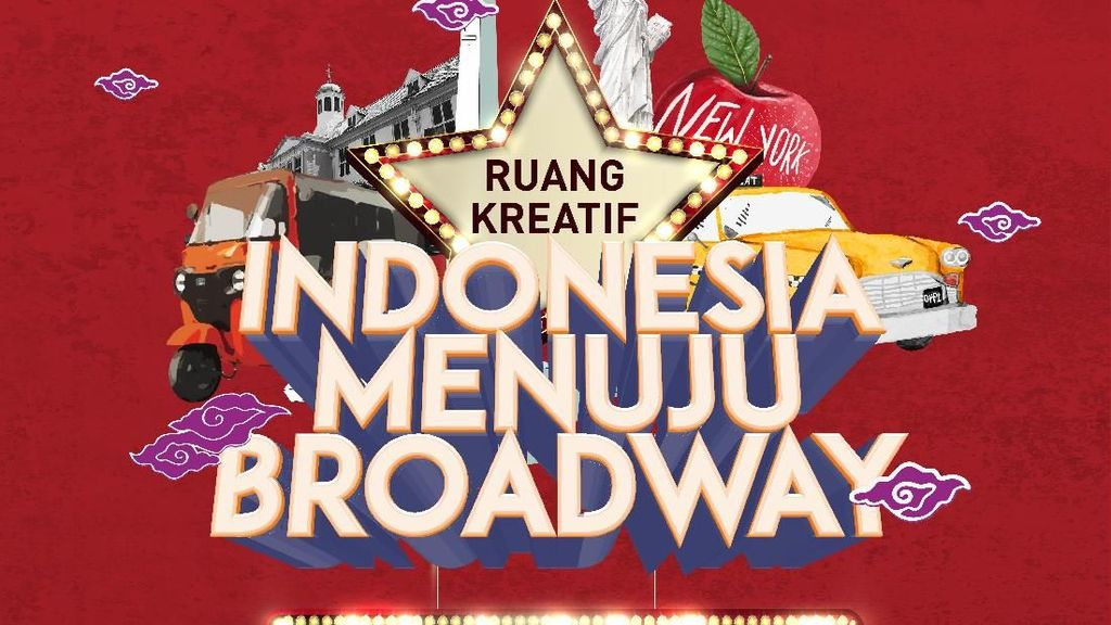 Indonesia Menuju Broadway, Tertarik Ikut Pelatihan ke New York?