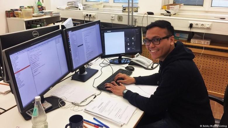 Peneliti Indonesia di Jerman Antisipasi Bencana Lewat Program Numerik