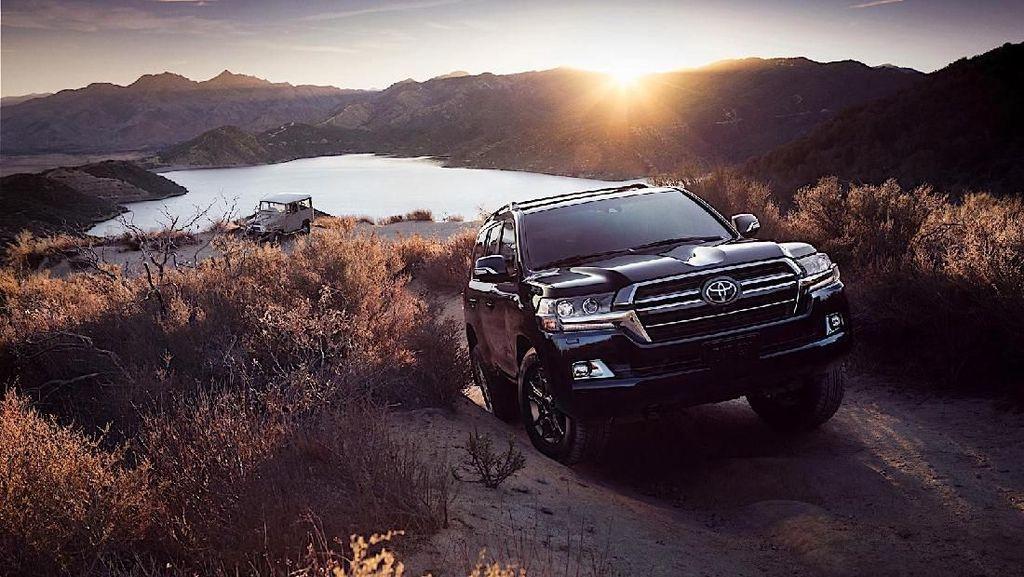 Terjual 10 Juta Unit, Ini Kisah Sukses Toyota Land Cruiser