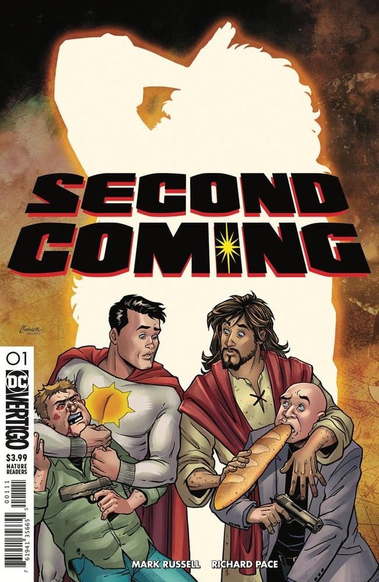 Tuai Kontroversi, Komik DC soal Yesus dan Sun-Man Batal Terbit