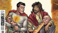 Komik DC tentang Yesus dan Superhero Sun-Man Bakal Terbit 6 Maret