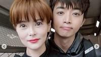 Jayley Woo mengungkapkan rasa kehilangannya atas kepergian Aloysius Pang yang wafat saat menjalani wajib militer.Dok. Instagram/jiaqiwoo