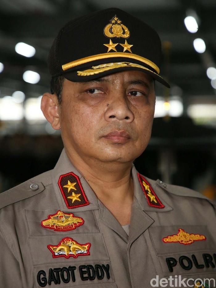 Irjen Gatot Eddy (Agung Pambudhy/detikcom)