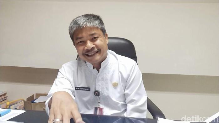 Kasudin Dukcapil Jakarta Pusat, Remon Mastadian (Foto: M Guruh Nuary/detikcom)