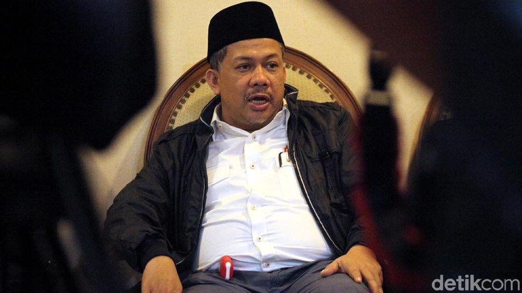 Fahri Hamzah Dorong Bang Sani Jadi Wagub DKI: Wajahnya Perkotaan
