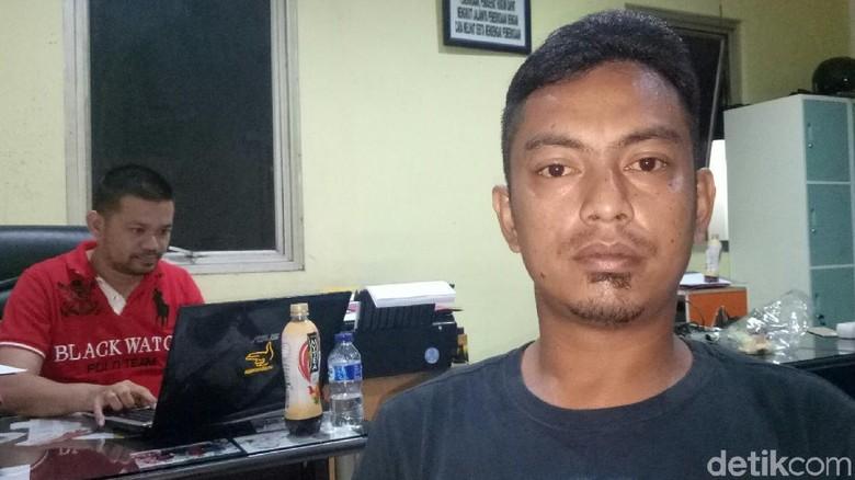 Detik-detik Akhir Pelarian Asri Pemerkosa dan Pembakar Inah