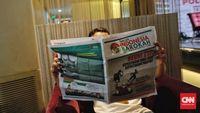 JK Perintahkan Pengurus Masjid Bakar 'Indonesia Barokah'