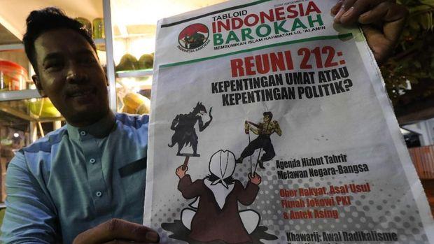 Andi Arief Duga Hasto, Ngabalin, PSI Otak Indonesia Barokah