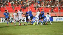 32 Besar Piala Indonesia: PSM Makassar Bungkam Kalteng Putra 2-1
