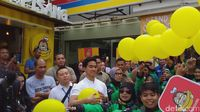 Ramaikan Kuliner Bandung, Kaesang Buka 2 Gerai Sang Pisang Sekaligus