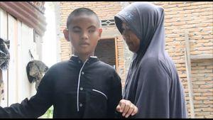 Fajrul, Bocah Penderita Tunanetra di Mamuju yang Hafal 30 Juz Alquran
