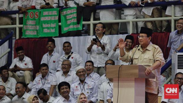 Rachmawati menyebut Prabowo akan menawarkan sejumlah solusi dalam debat capres kedua Pilpres 2019.