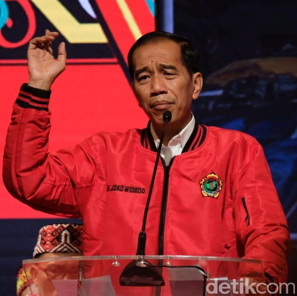 Didatangi Jokowi, Siswa SD di Pandeglang Simulasi Bencana Gempa