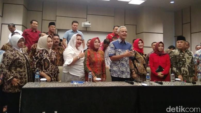 Bawaslu Panggil Semua Kepala Daerah yang Deklarasi Dukung Jokowi di Solo