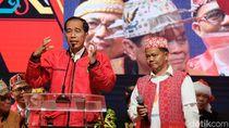 Bertemu Jokowi, Masyarakat Dayak Keluhkan Ketersediaan Listrik