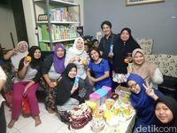 'The Power of Emak-emak' Pelindung Toleransi Kampung Tengah Jakarta