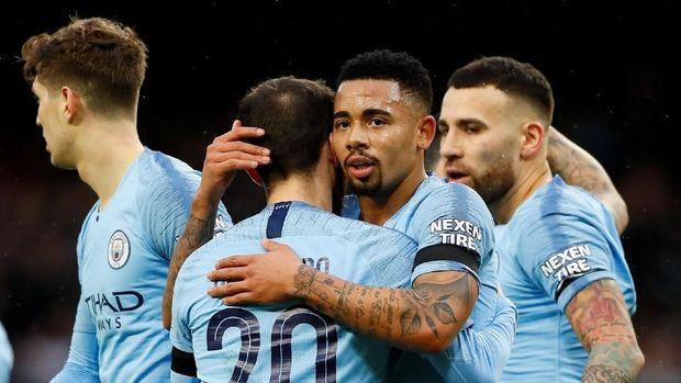 Manchester City bertekad untuk meraih kemenangan di tiap laga yang mereka jalani.