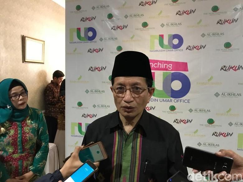 Doa Imam Besar Istiqlal Sebelum Debat Capres: Jangan Cari Kesalahan