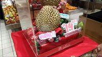 Di Tasikmalaya Durian Asal Banyumas Ini Dihargai Rp 14 Juta Per Buah, Mau Beli?