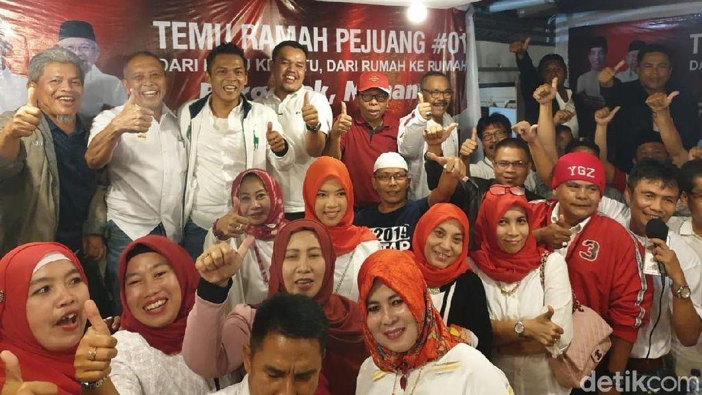 Sejumlah Tokoh Masyarakat Sumbar Deklarasikan Dukungan ke Jokowi-Maruf