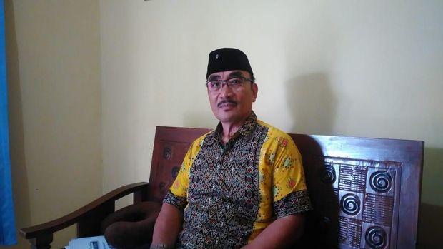 Tokoh masyarakat dari Betawi Katolik Kampung Sawah, Jacob Napiun