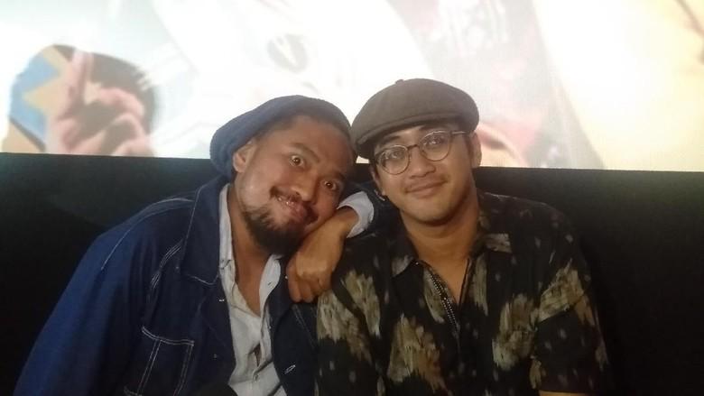 Foto: Imam Darto dan Dimas Danang (Vey/detikHOT)
