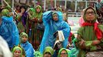 Foto: Jemaah Muslimat NU Hijaukan GBK