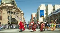 Baju Adat 10 Bali Baru Meriahkan Parade Australia