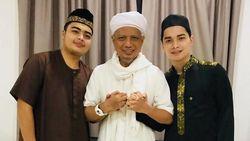 Semua Anak Berada di Jakarta saat Ustaz Arifin Ilham Meninggal