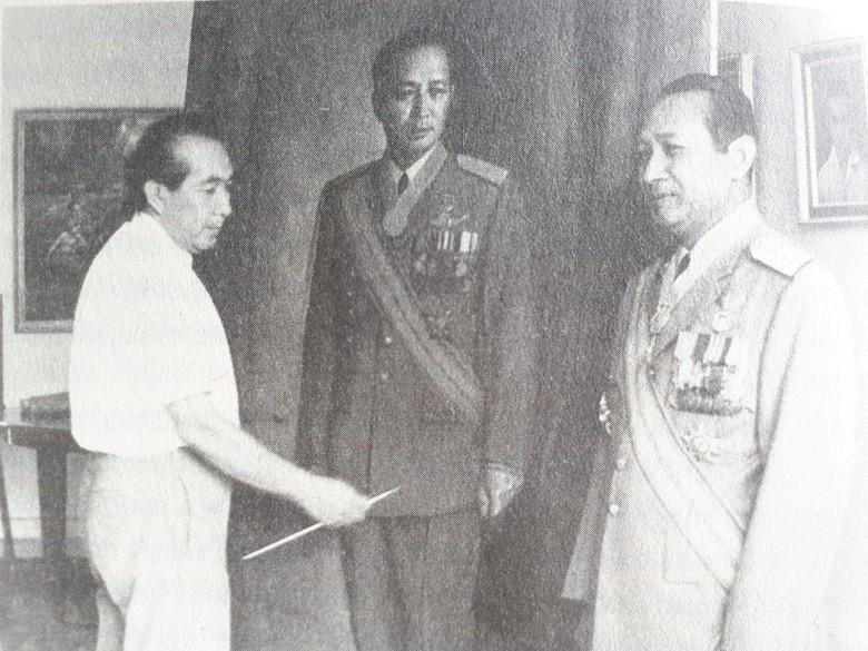 Sekondan Soeharto di Pusaran G30S/PKI