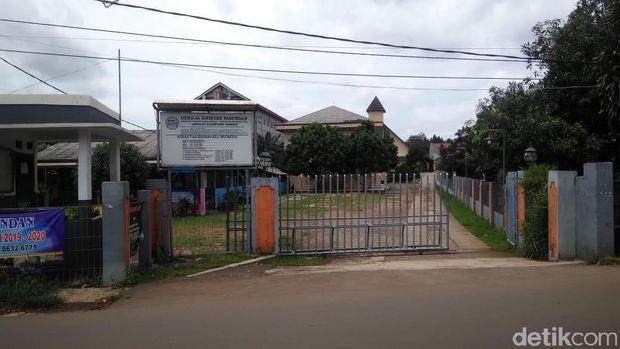 Segitiga Emas Betawi Kampung Sawah Milik Muslim dan Kristen (Foto: Danu Damarjati/detikcom)